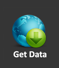 icon for Get Data