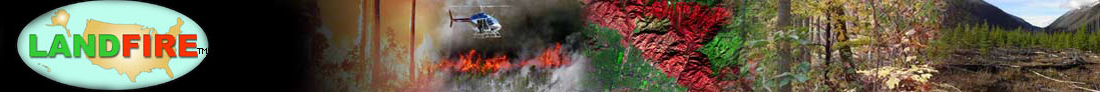 LANDFIRE - multi-partner wildland fire, ecosystem, and wildland fuel mapping project