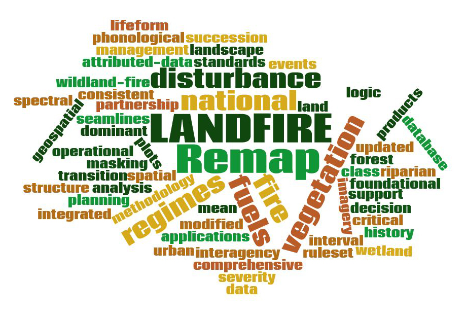 The LANDFIRE Program produces national scale, spatial products that describe vegetation, fuel, fire regimes, and disturbance, reference, natural disturbance, and land management activities databases and ecological models.